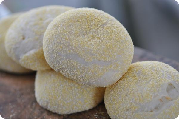 Easy to make English Muffins | 手軽に作れるイングリッシュ・マフィン