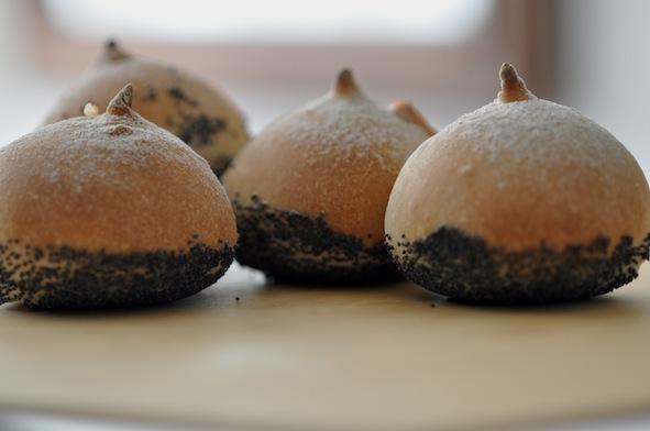 Joel Robuchon's Chestnut Bread