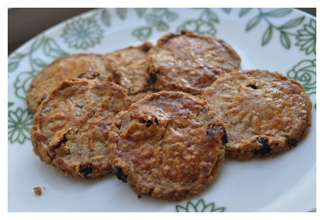 British Classic Digestive Cookies | 英国クラシック ダイジェスティブクッキー