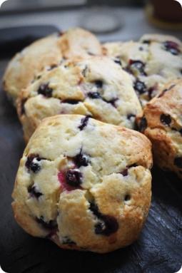 Starbucks Copycat Blueberry&Cream Cheese Scone | スターバックススコーン