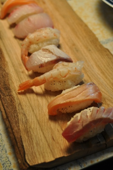 #Seared Sushi